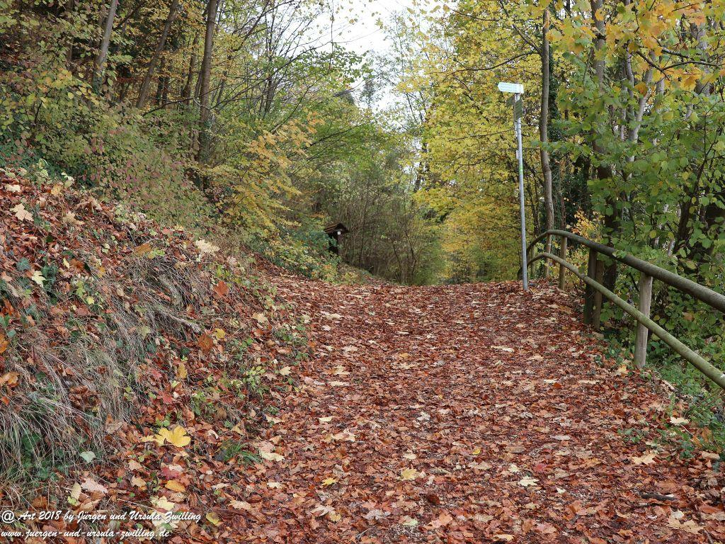 Philosophische Bildwanderung Hohenurachsteig -Bad Urach - Schwäbische Alb