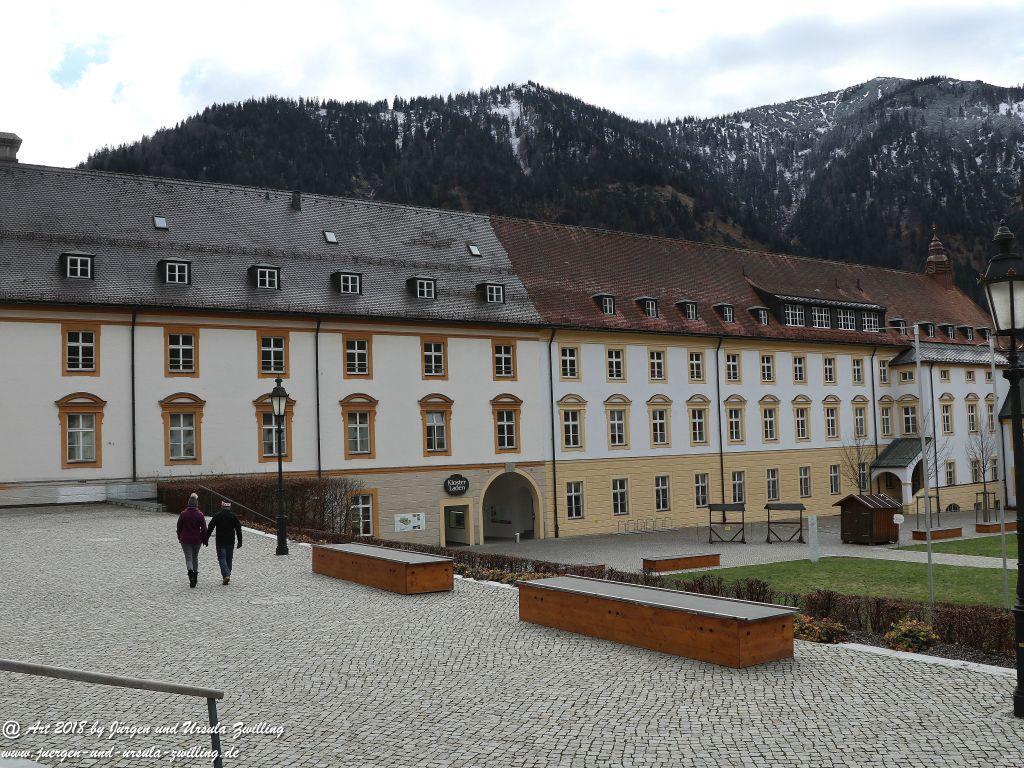 Ettal - Kloster Ettal