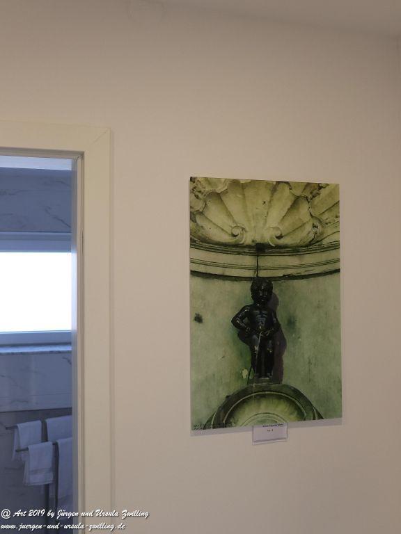 Blick und Einladung in unsere Galerie - Die kleinen Dinge des Lebens