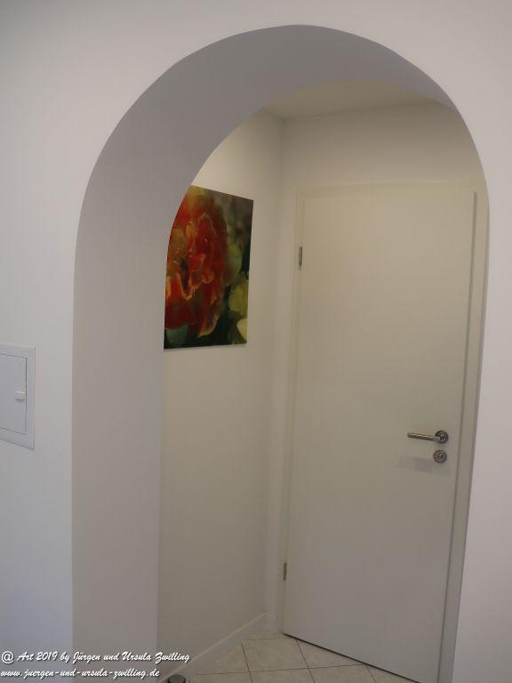 Blick und Einladung in unsere Galerie - Tulpe