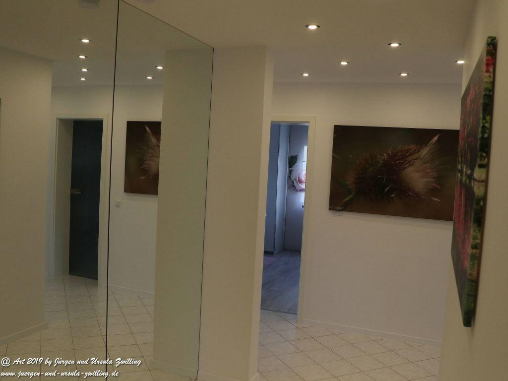 Blick und Einladung in unsere Galerie - Feuerwerksrakete