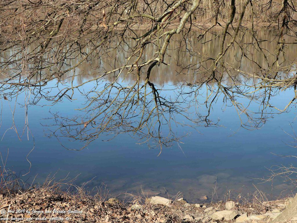 Philosophische Bildwanderung - Heidenfahrt - Rhein - Rheinhessen