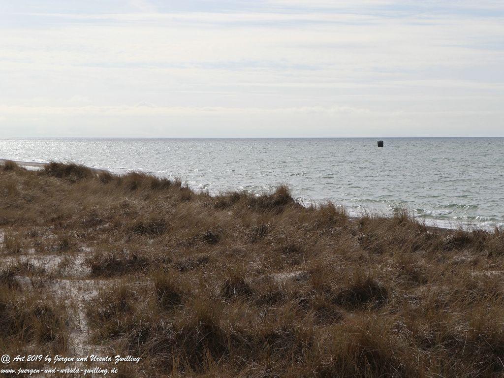 Philosophische Bildwanderung Prerow nach Darßer Ort - Mecklenburg-Vorpommern - Ostsee