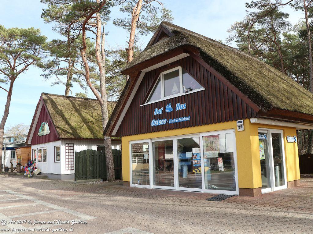 Ostseeheilbad Prerow - Darß - Mecklenburg-Vorpommern - Ostsee
