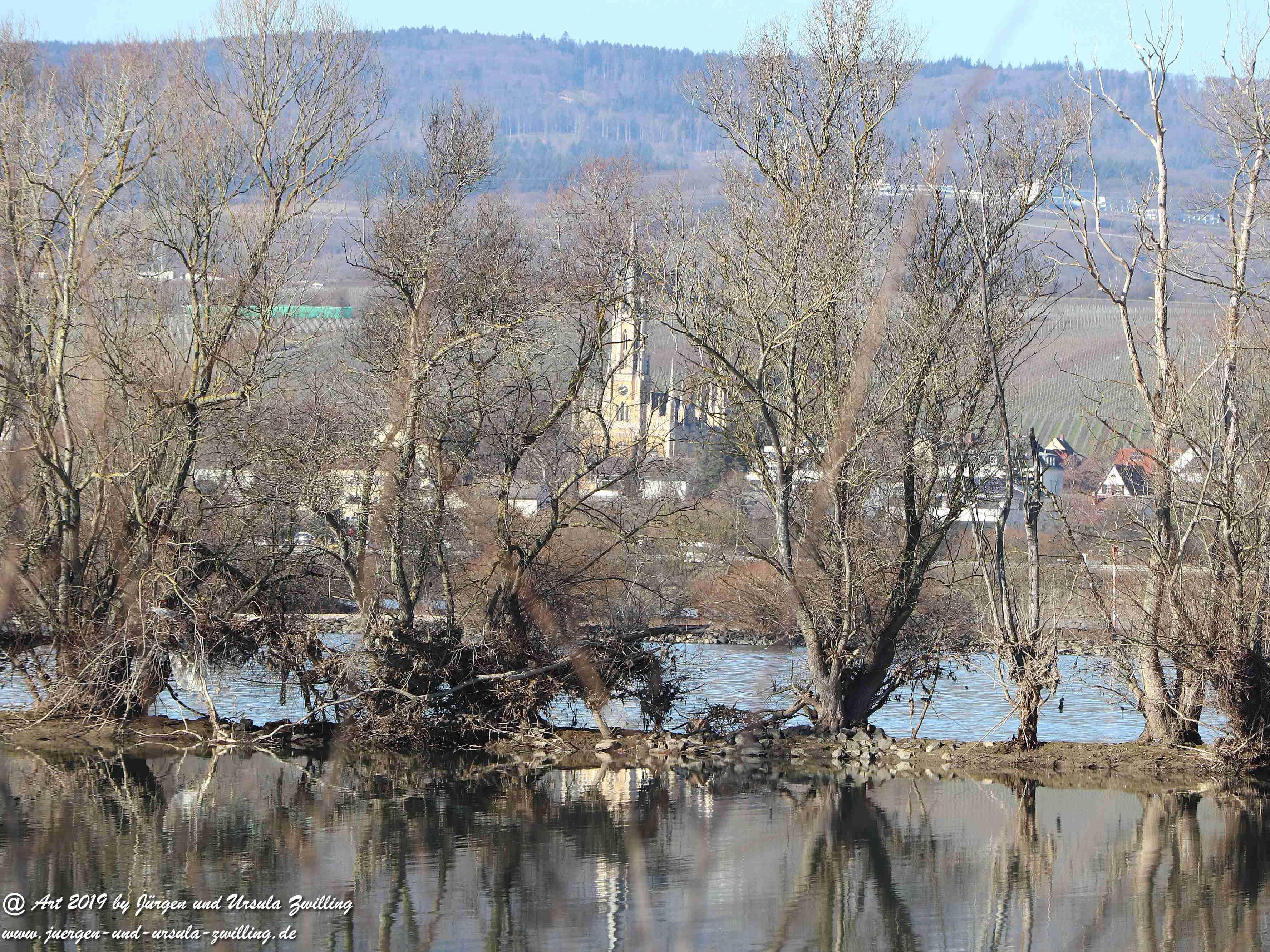 Erbach im  Rheingau