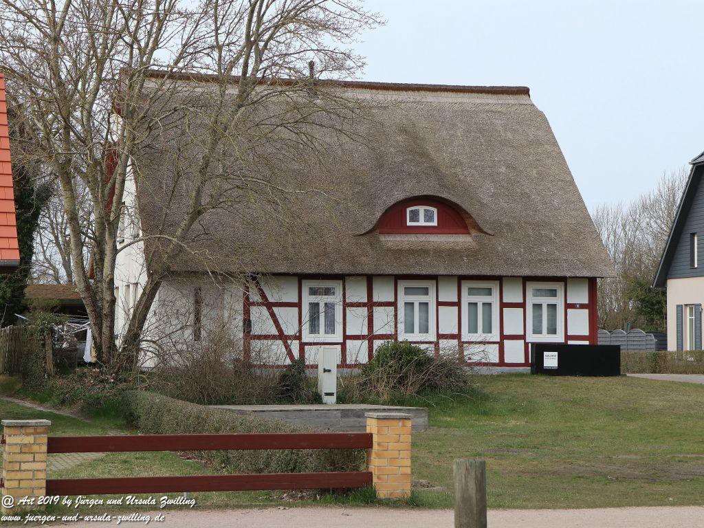 Ahrenshoop -Fischland - Mecklenburg-Vorpommern - Ostsee