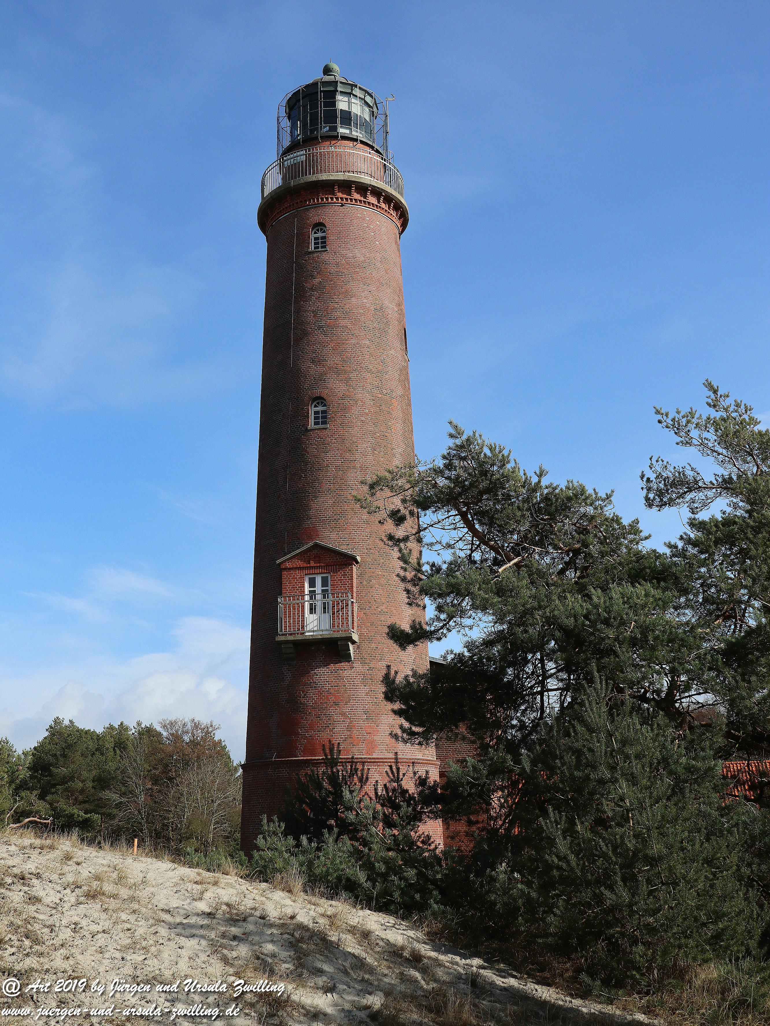 Darßer Ort Leuchtturm