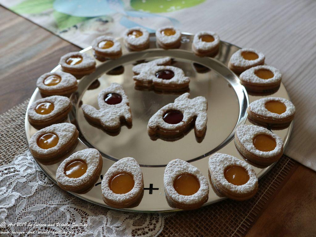 Ursula's Oster - Plätzchen