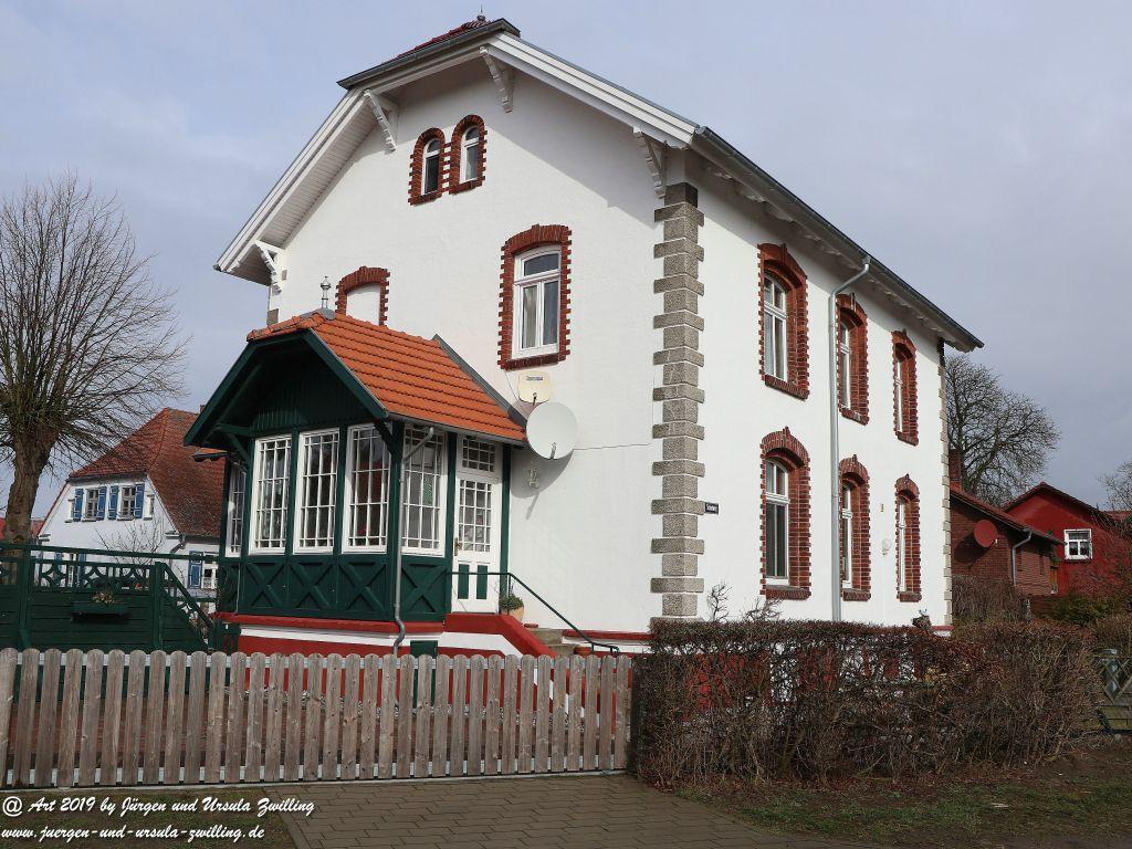 Ostseeheilbad Wustrow  - Fischland - Darß Mecklenburg-Vorpommern - Ostsee