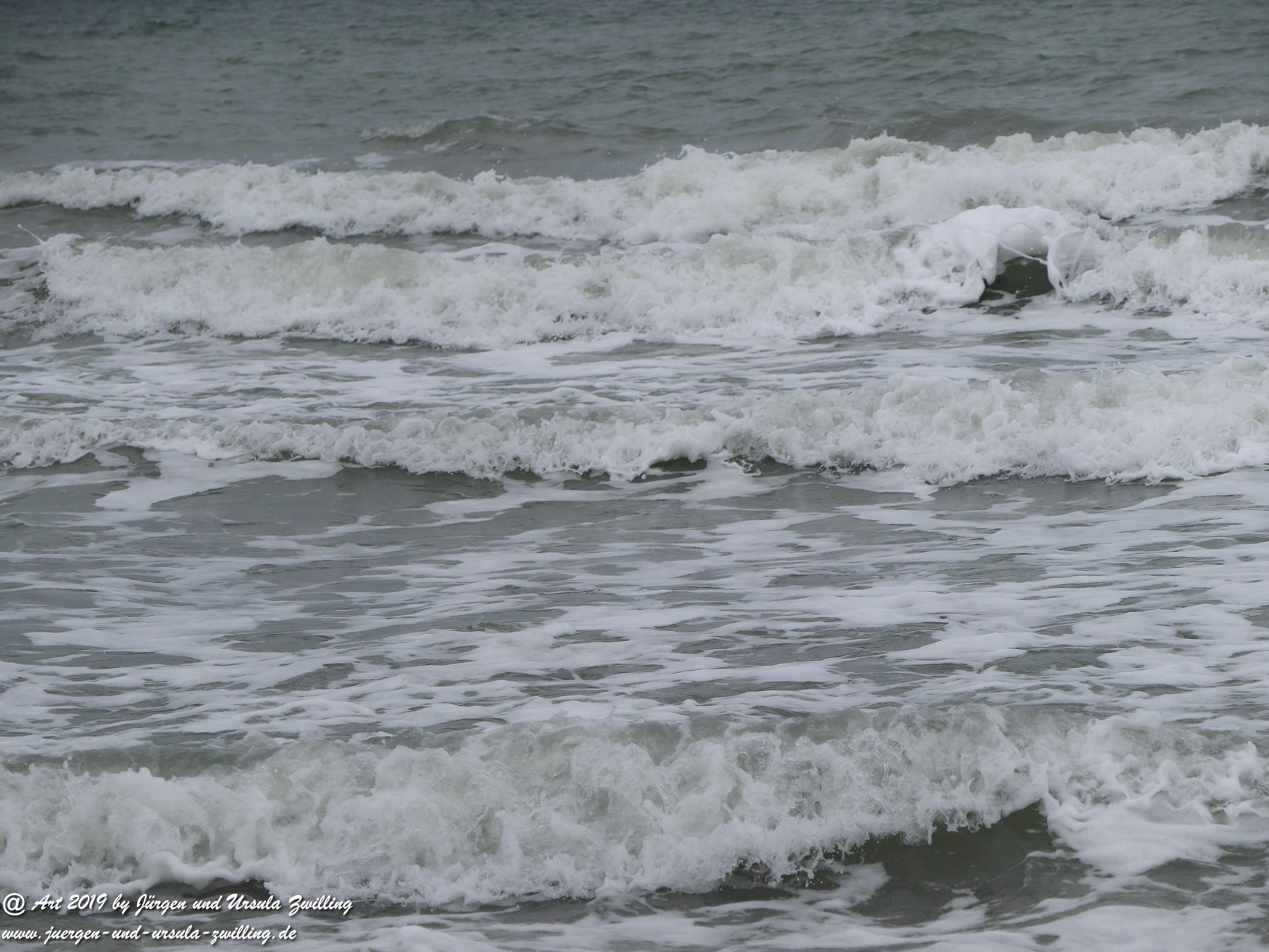Wellen  Ahrenshoop 1