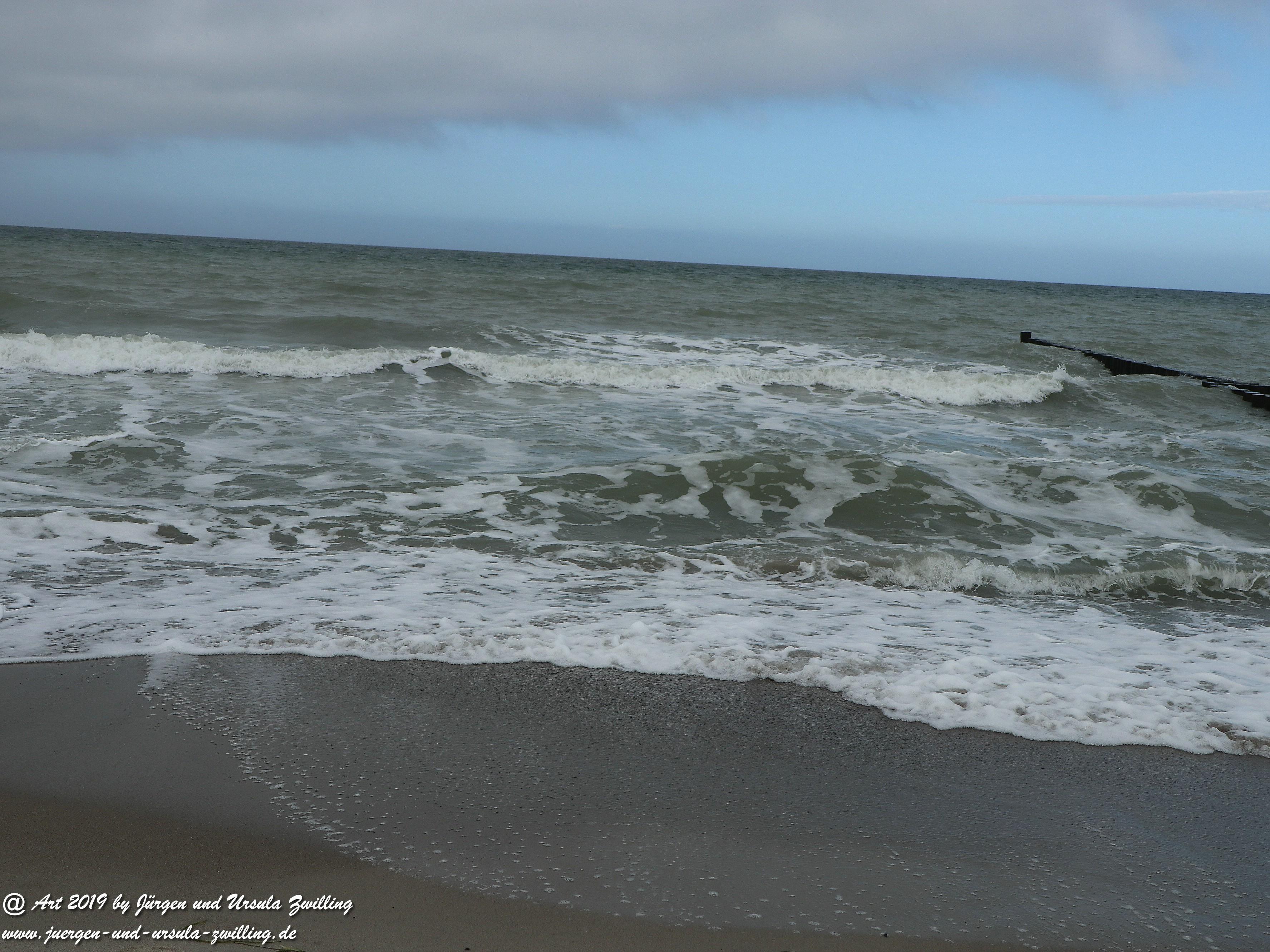 Wellen Ahrenshoop 2