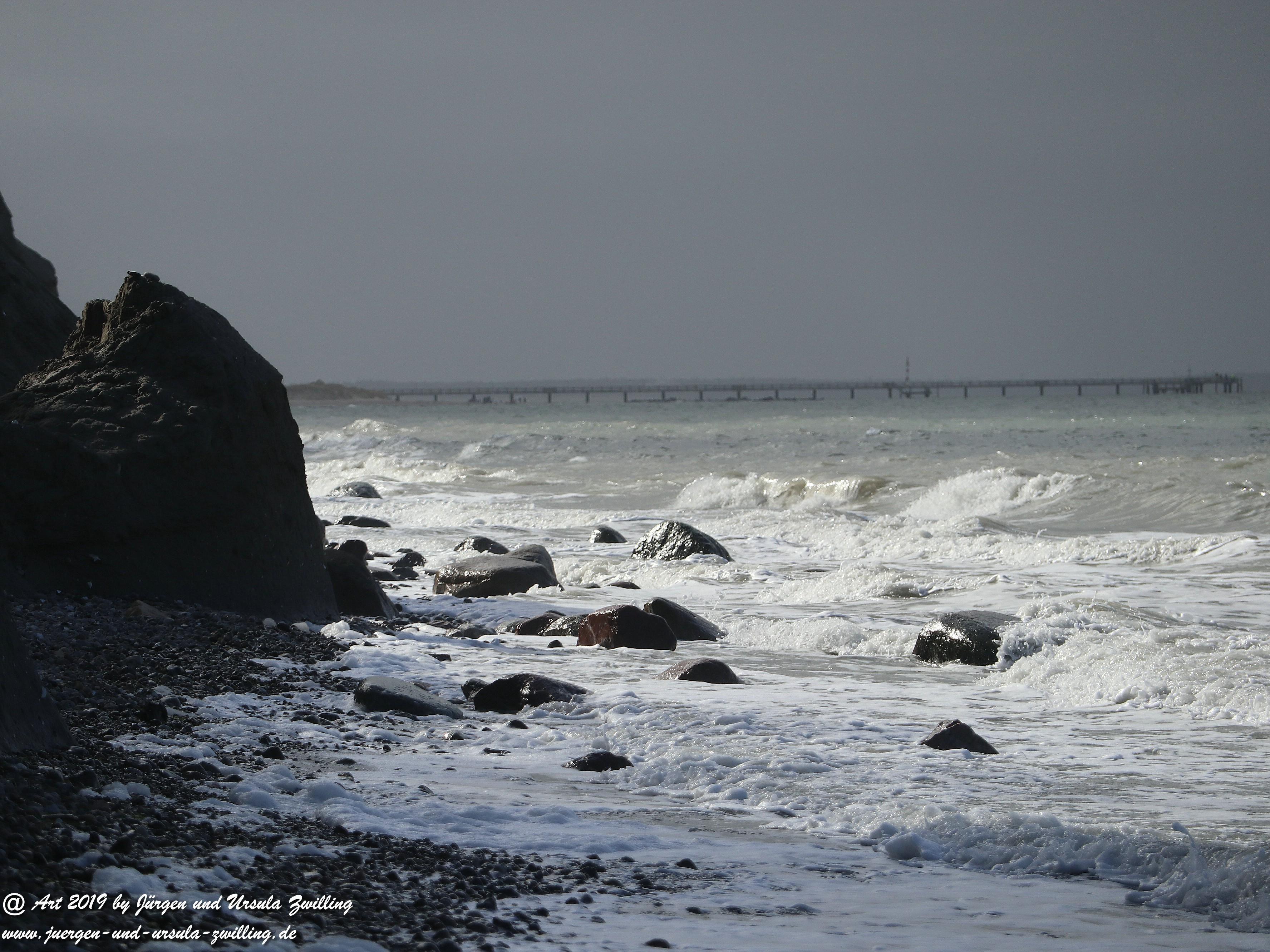 Wellen Ahrenshoop 3