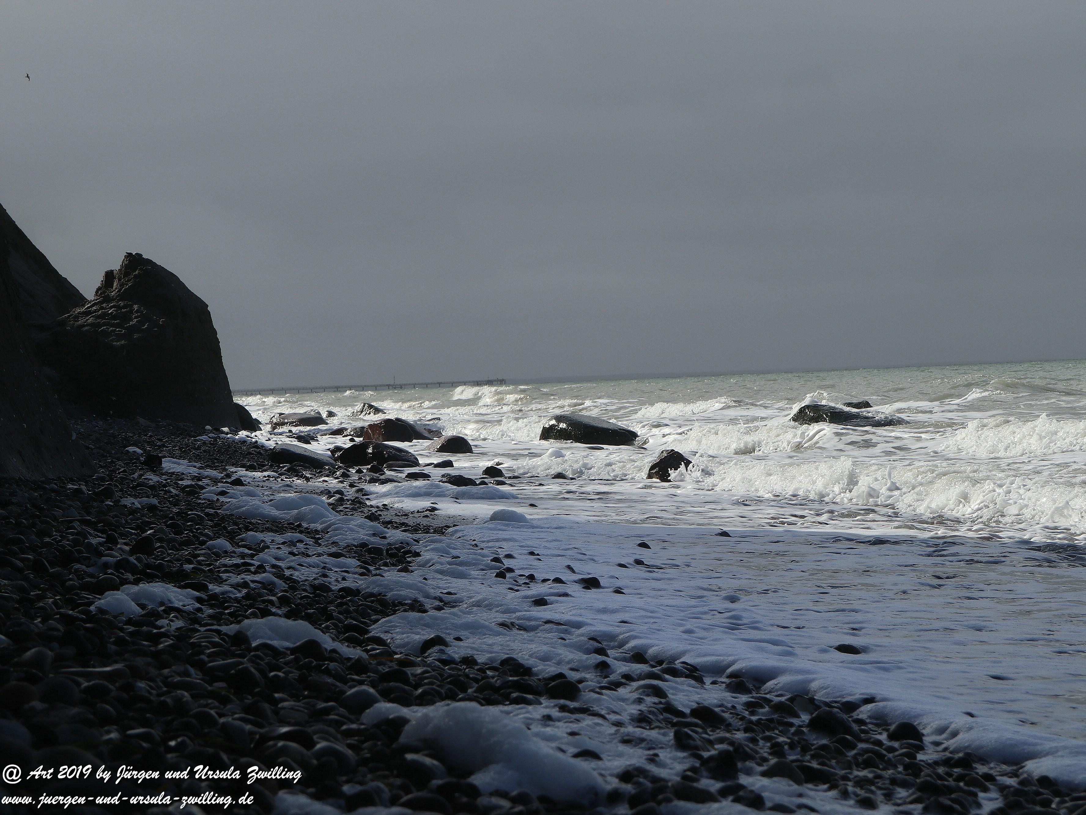 Wellen Ahrenshoop 5