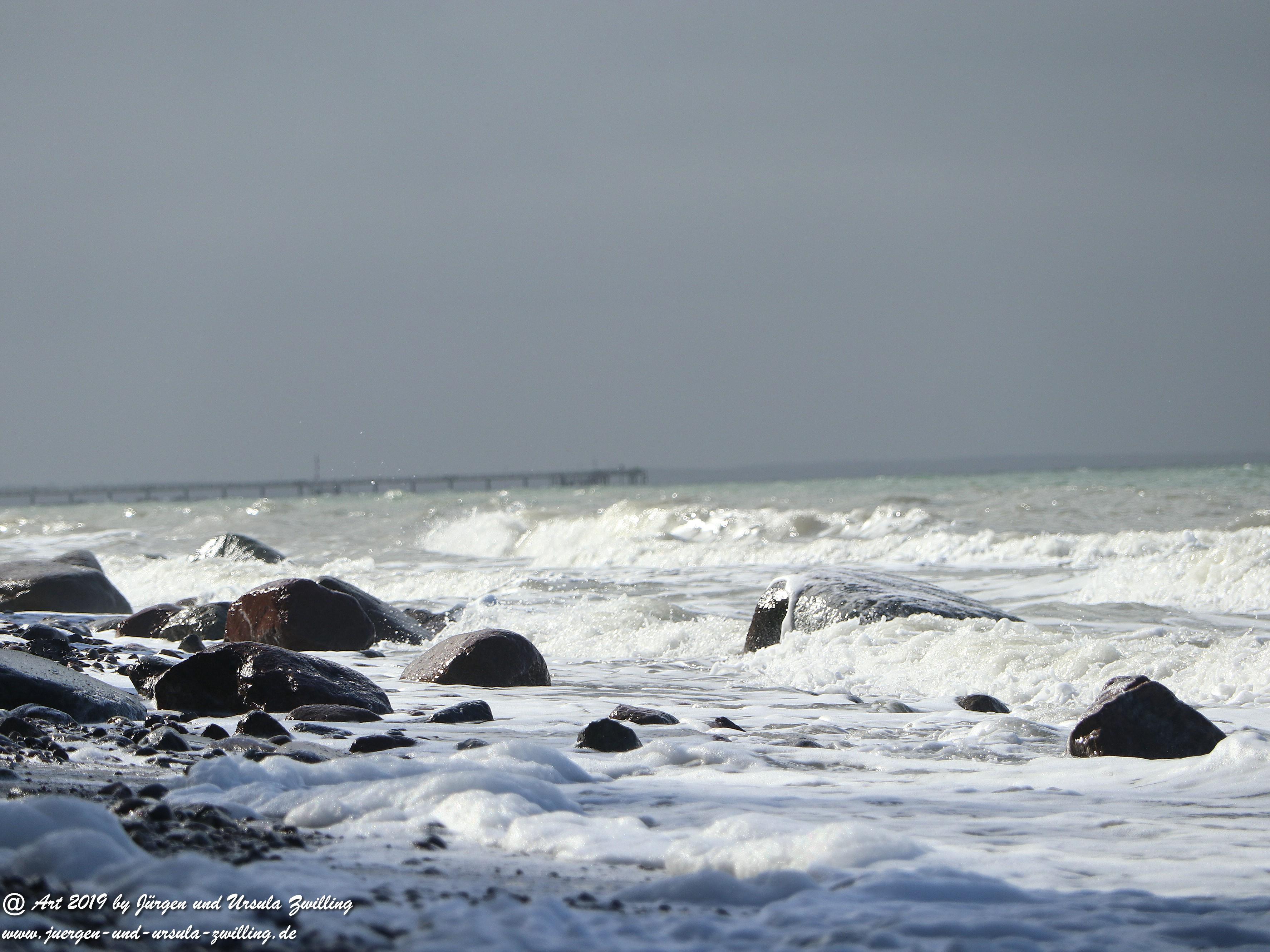 Wellen Ahrenshoop 6