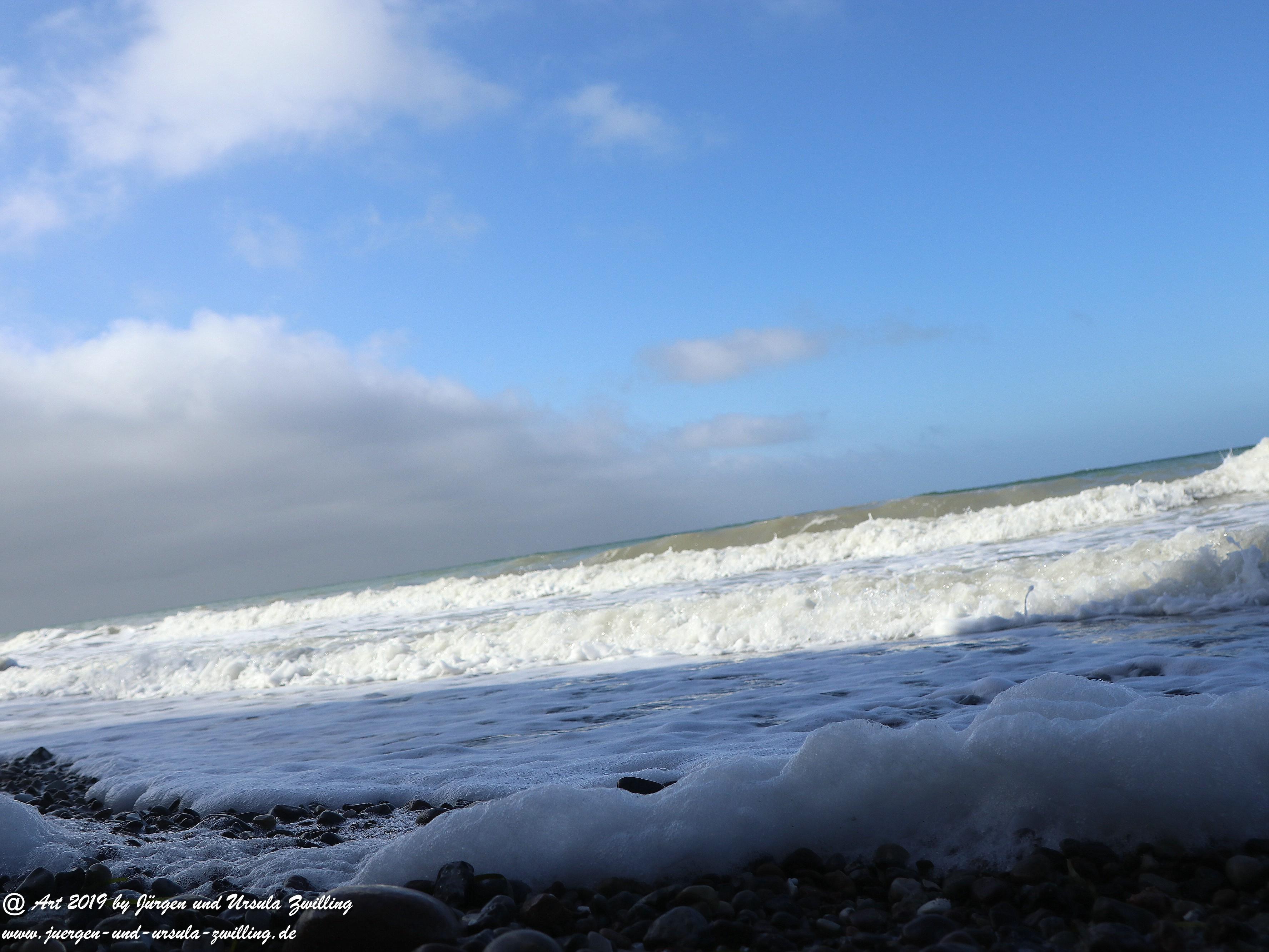 Wellen Ahrenshoop 7