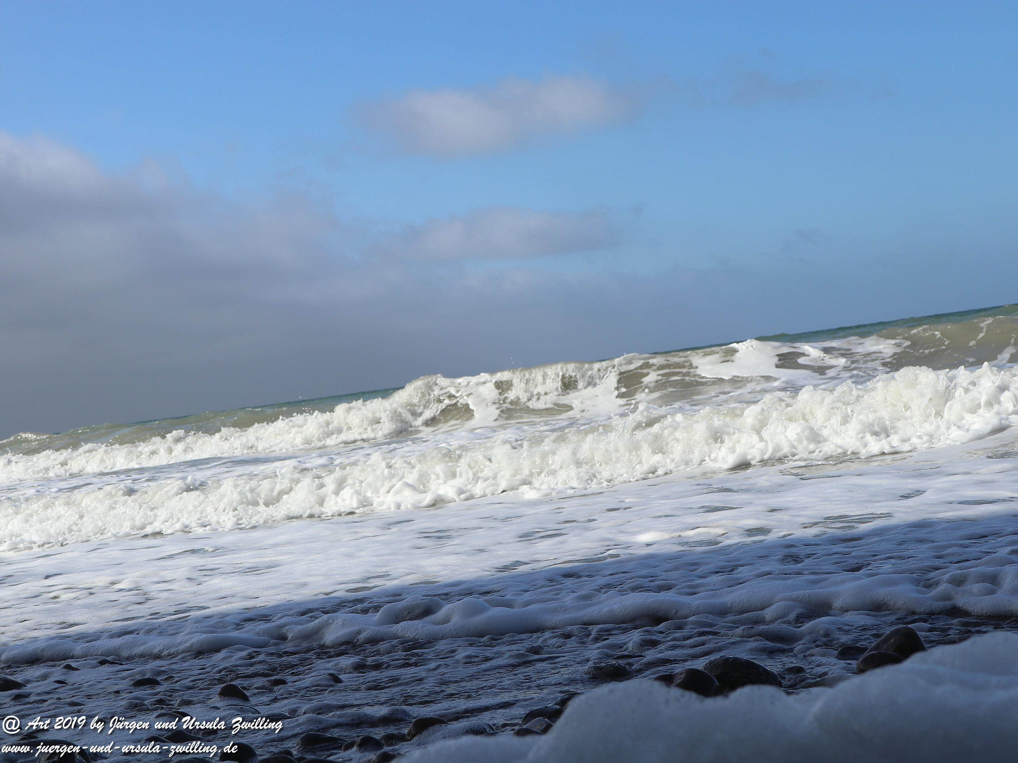 Wellen Ahrenshoop 8