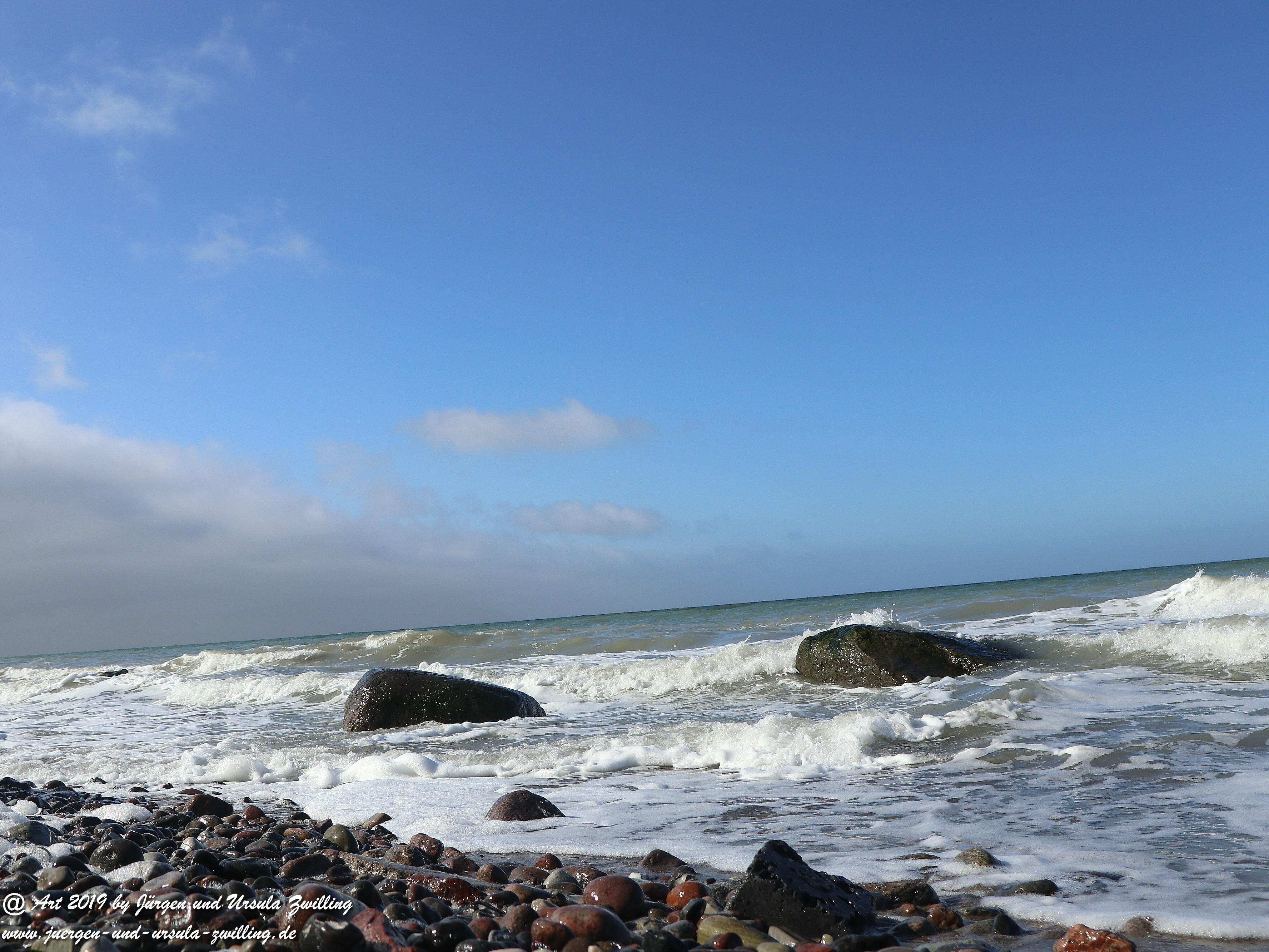 Wellen Ahrenshoop 9