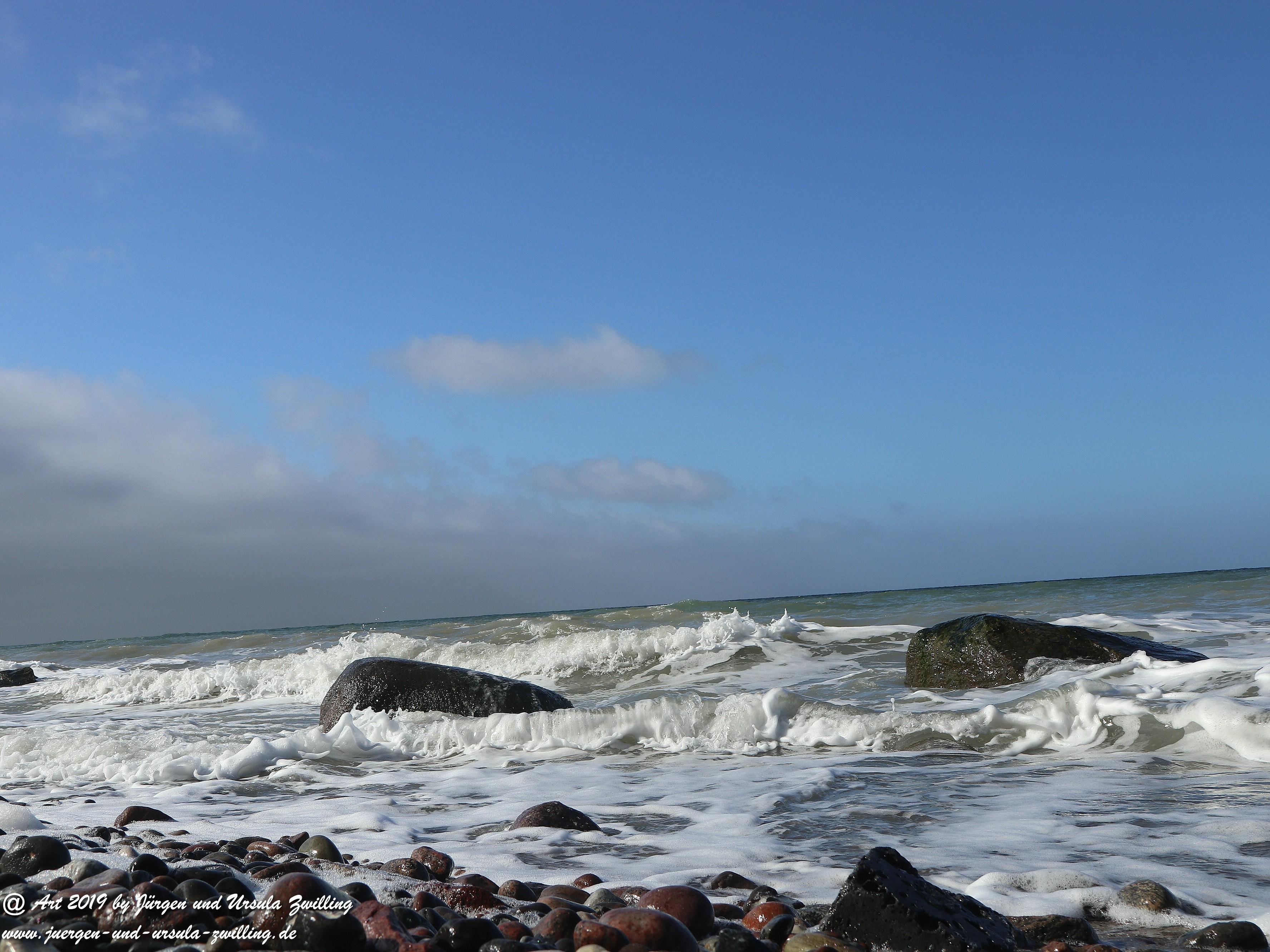 Wellen Ahrenshoop 10