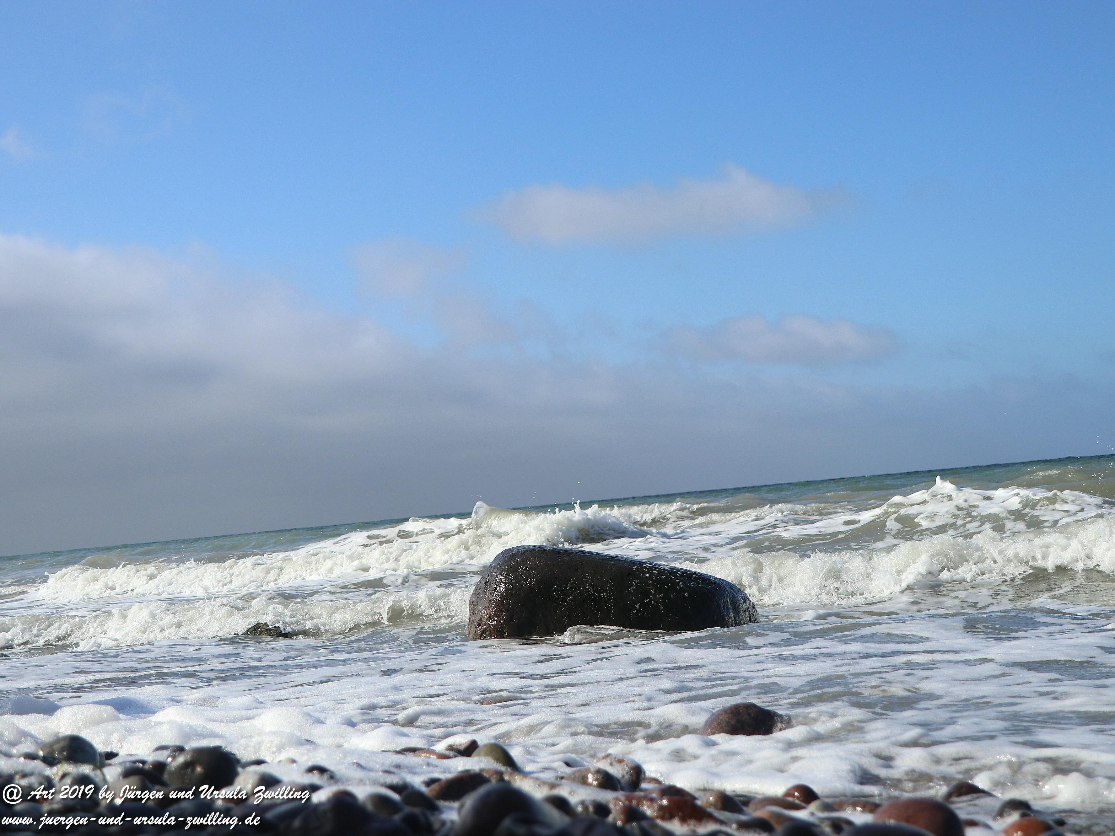 Wellen Ahrenshoop 12