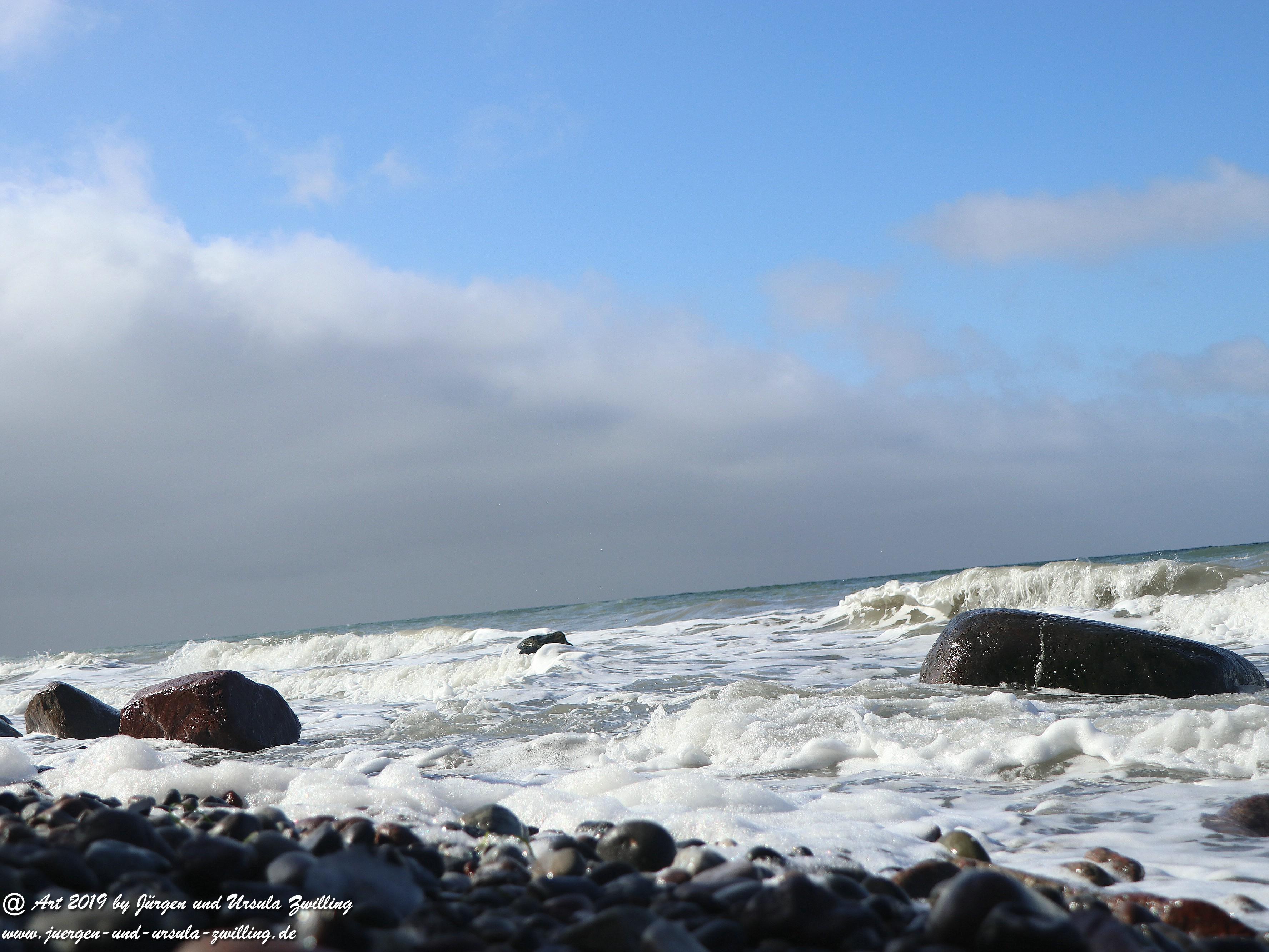 Wellen Ahrenshoop 13