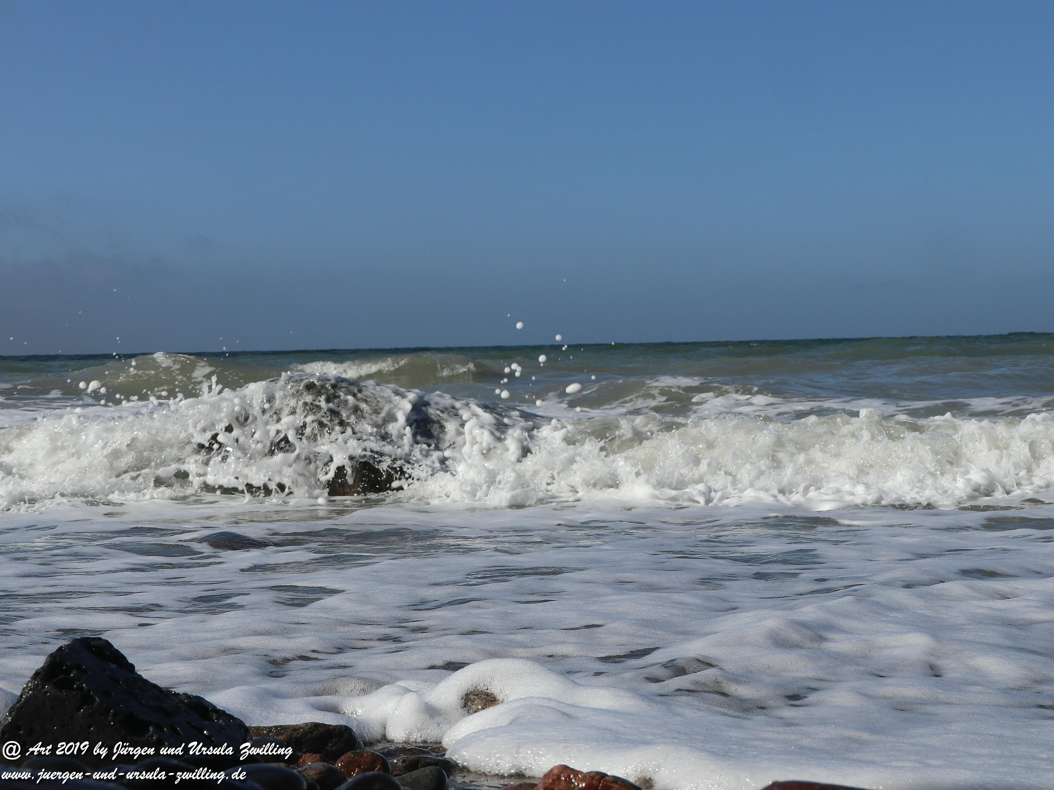 Wellen Ahrenshoop 14