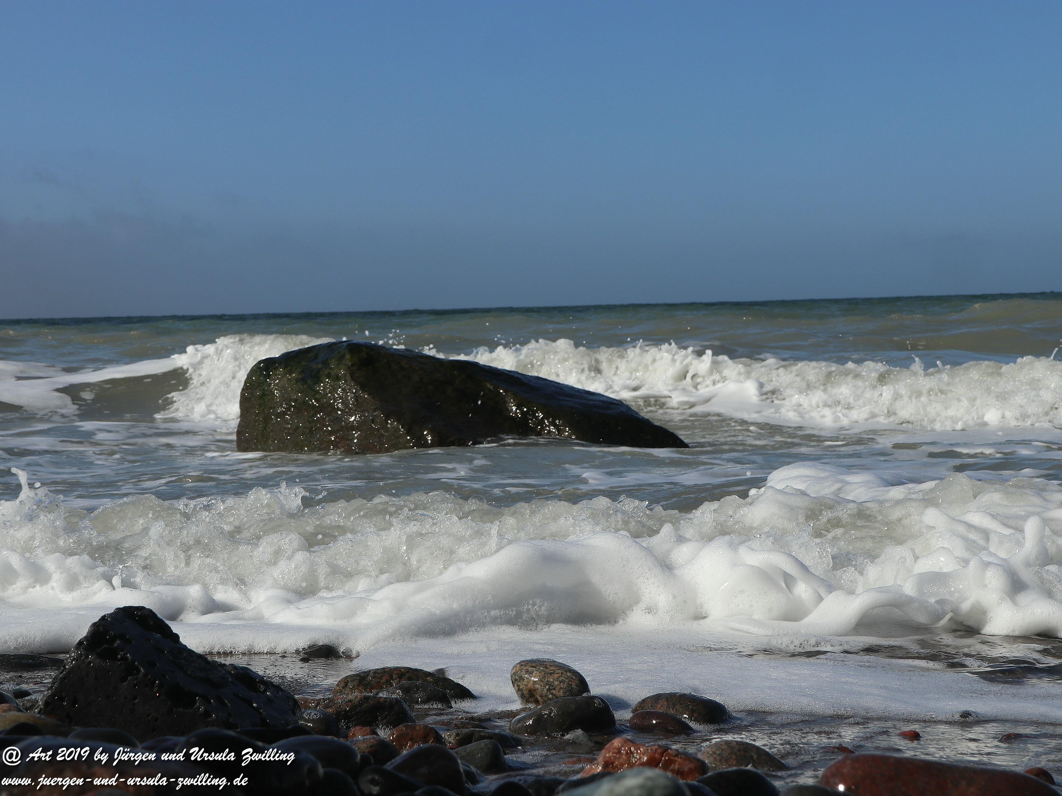 Wellen Ahrenshoop 15