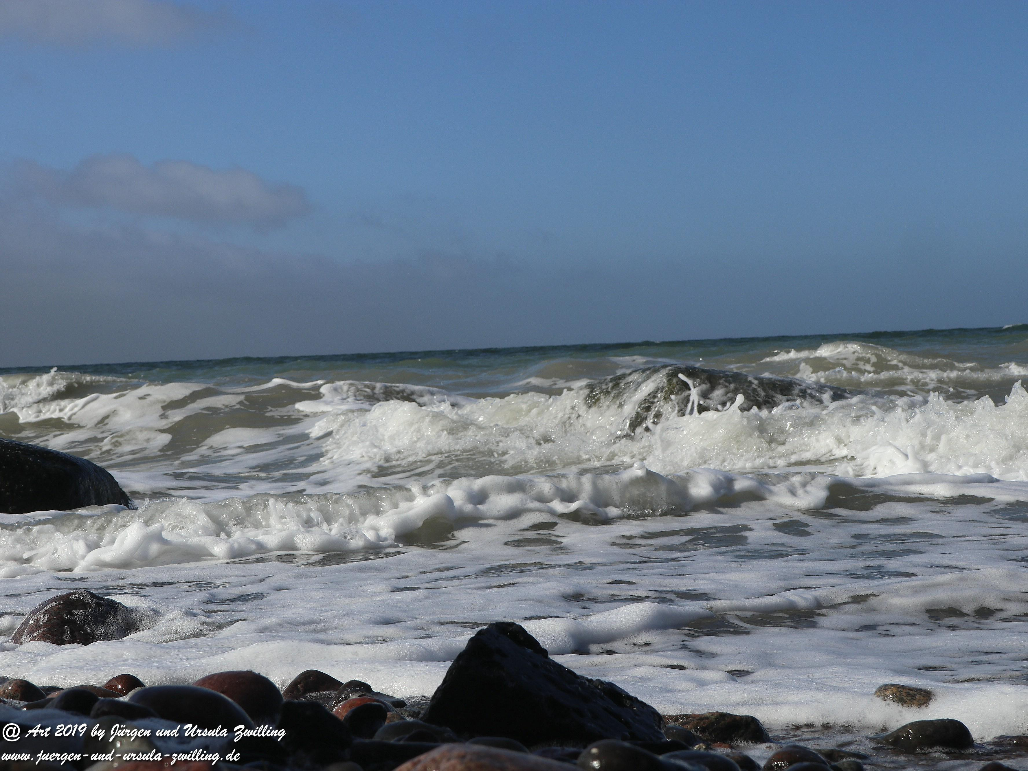 Wellen Ahrenshoop 16