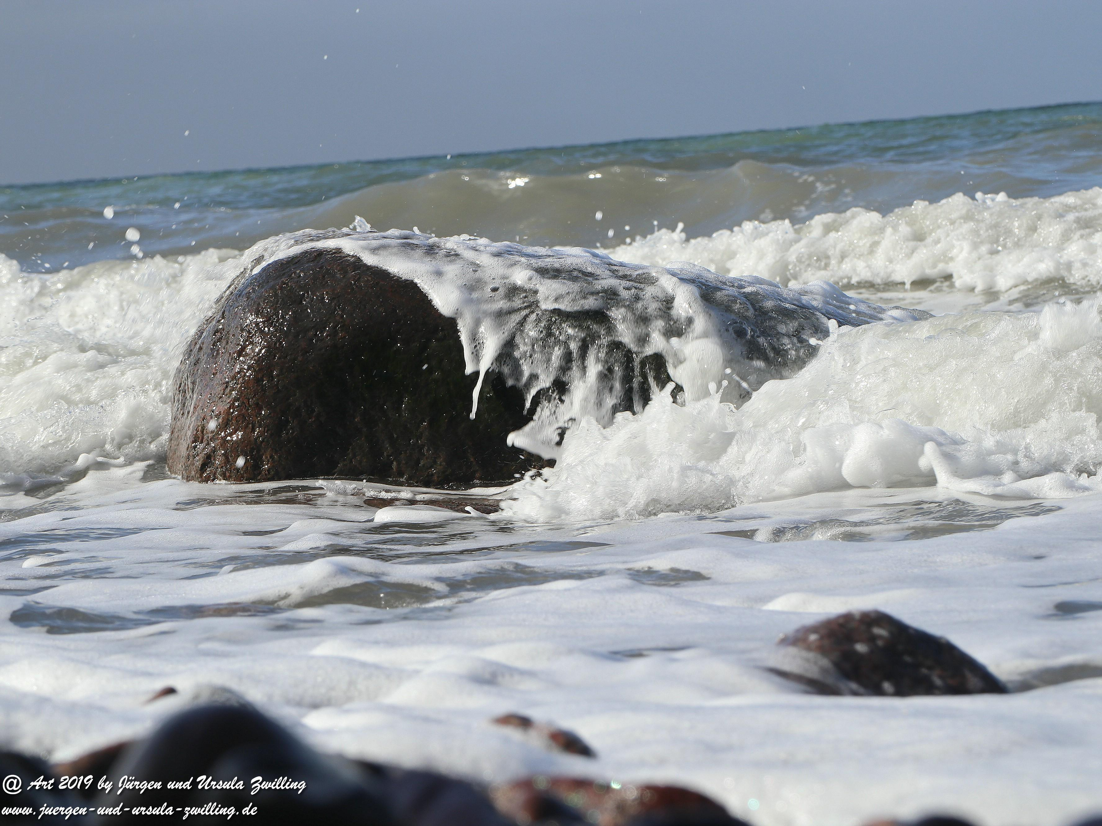 Wellen Ahrenshoop 17
