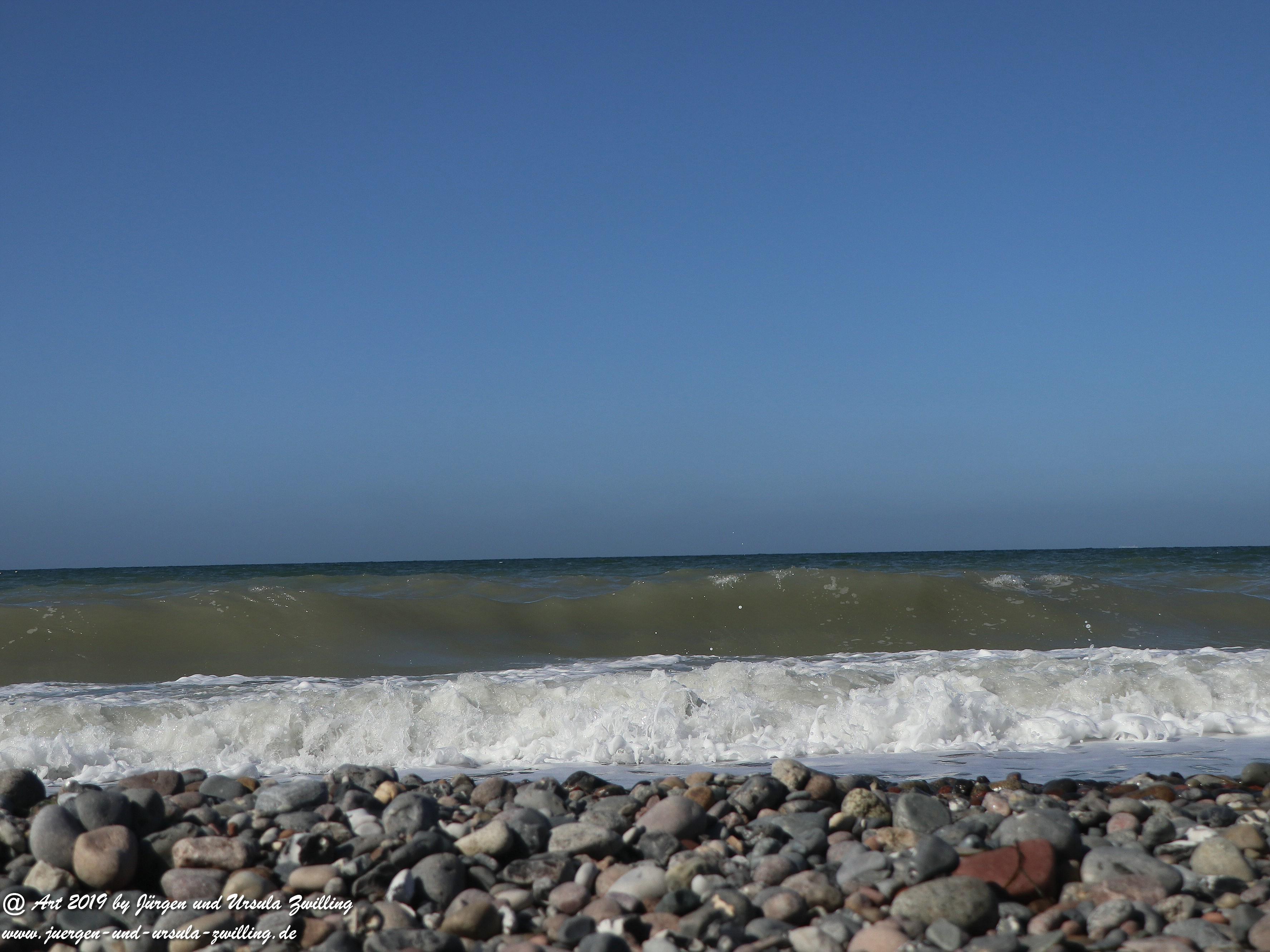Wellen Ahrenshoop 22