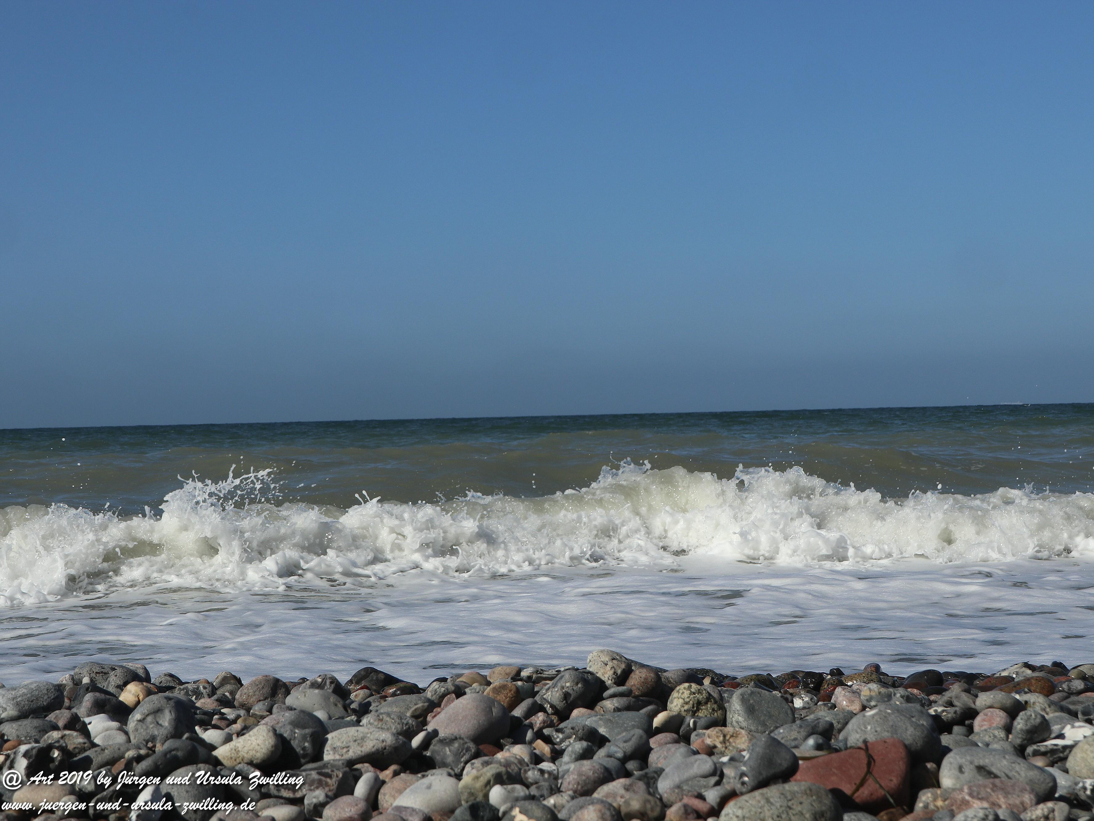 Wellen Ahrenshoop 23