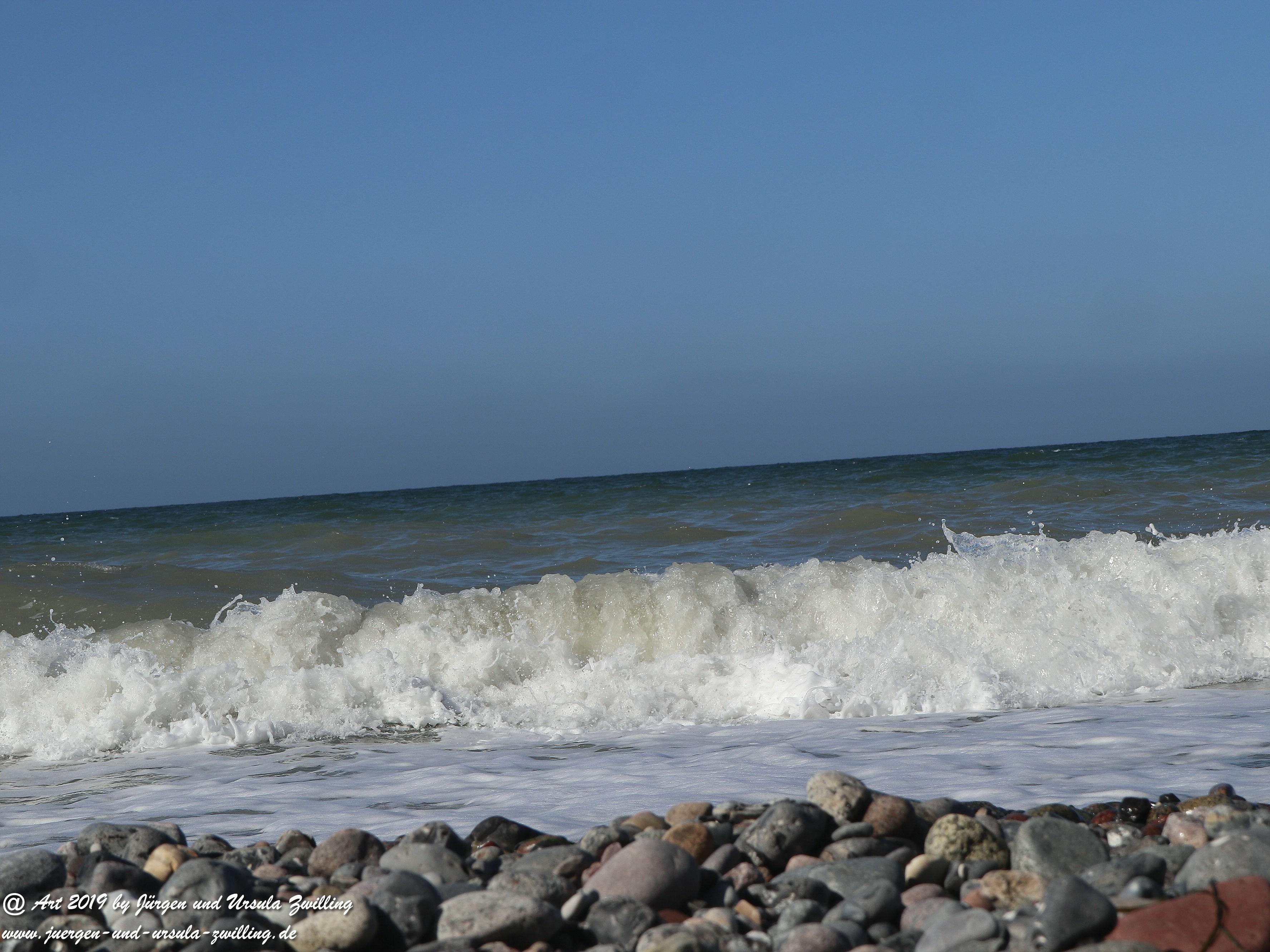 Wellen Ahrenshoop 24