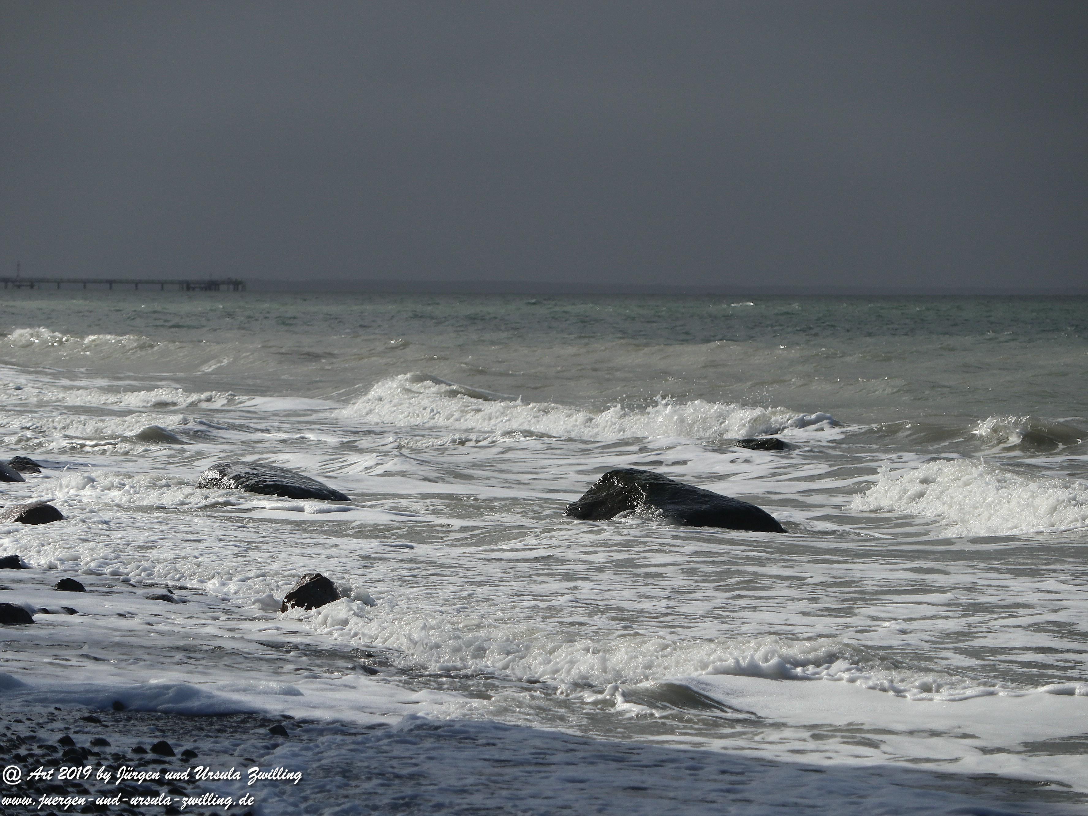 Wellen Ahrenshoop 27