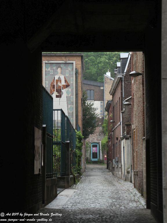 Lüttich - Liége - Belgien Region Wallonien