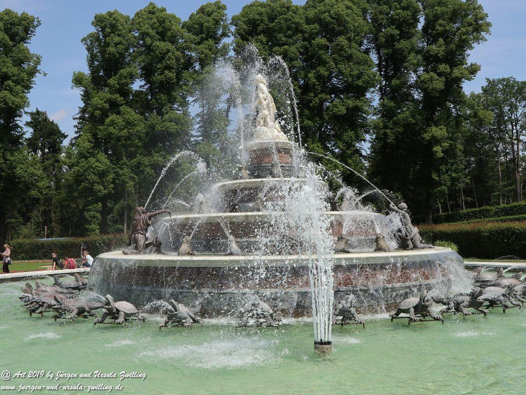 Herrenchiemsee - Schloss Herrenchiemsee - Chiemsee - Bayern