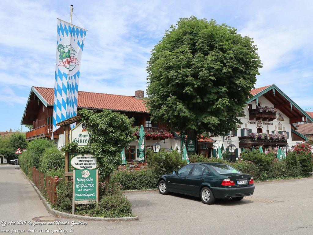 Übersee - am Chiemsee - Bayern