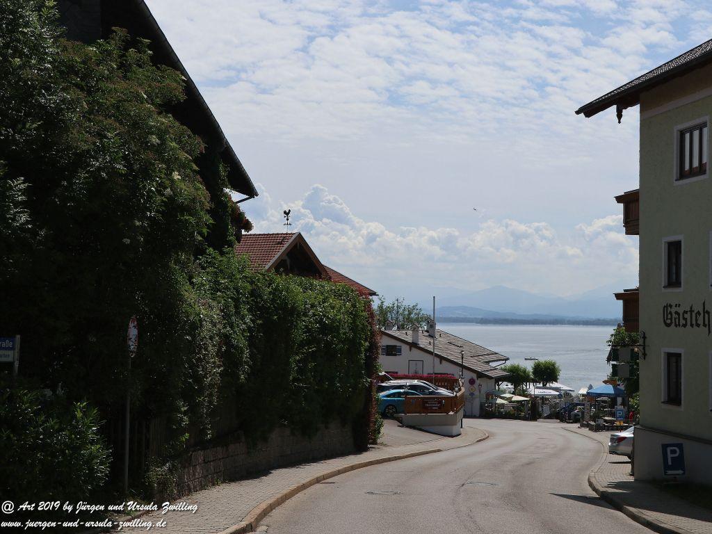 Gstadt - Chiemsee - Bayern