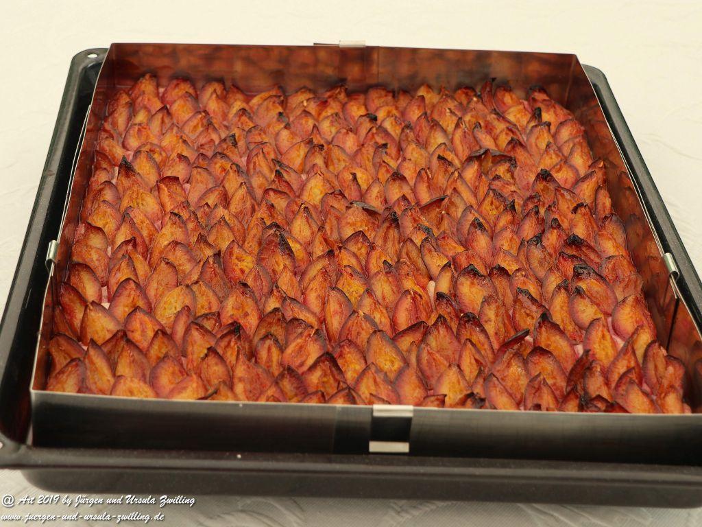 Ursula's Pflaumenkuchen vom Blech
