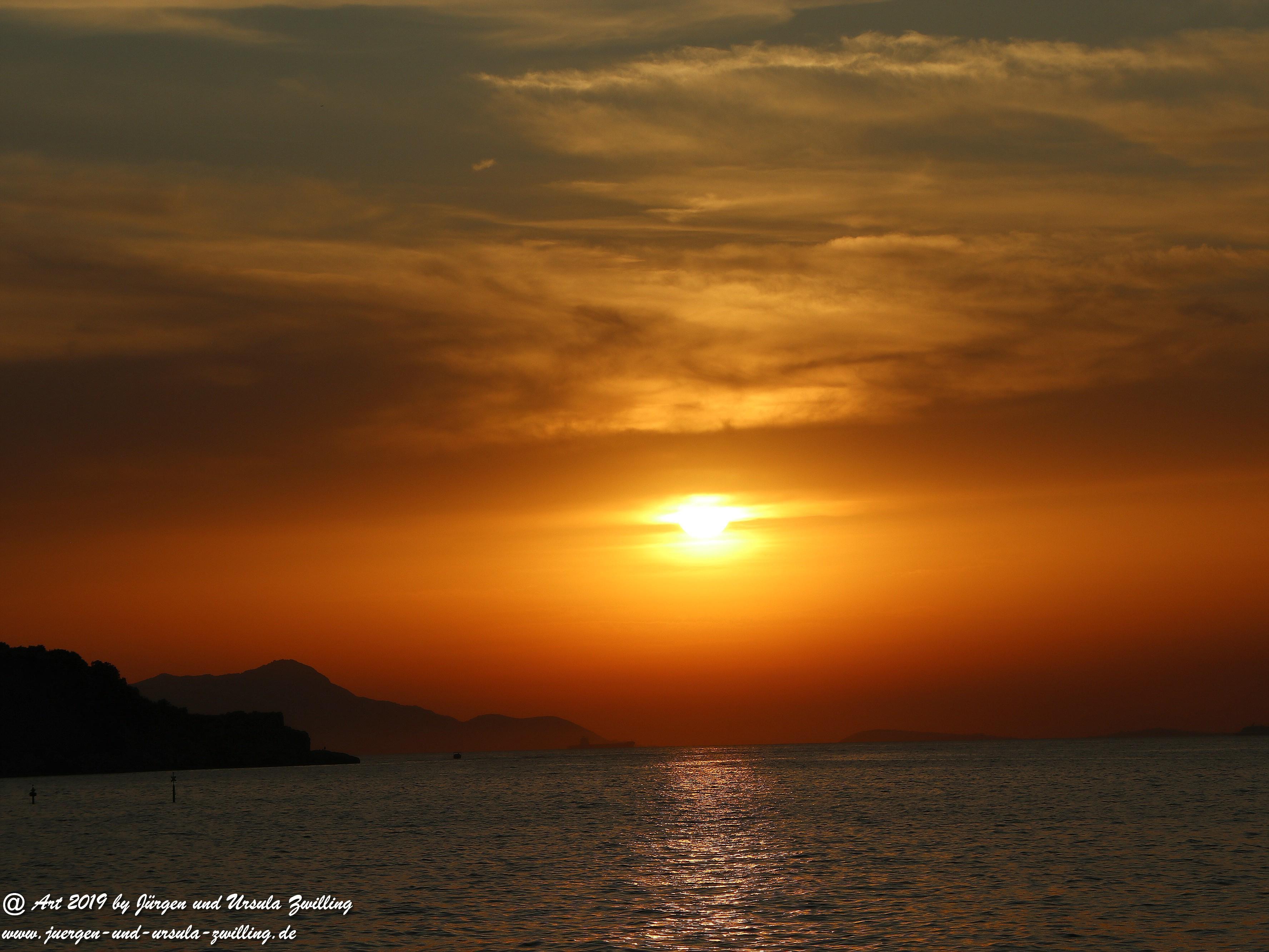 Capri - Sonne 1
