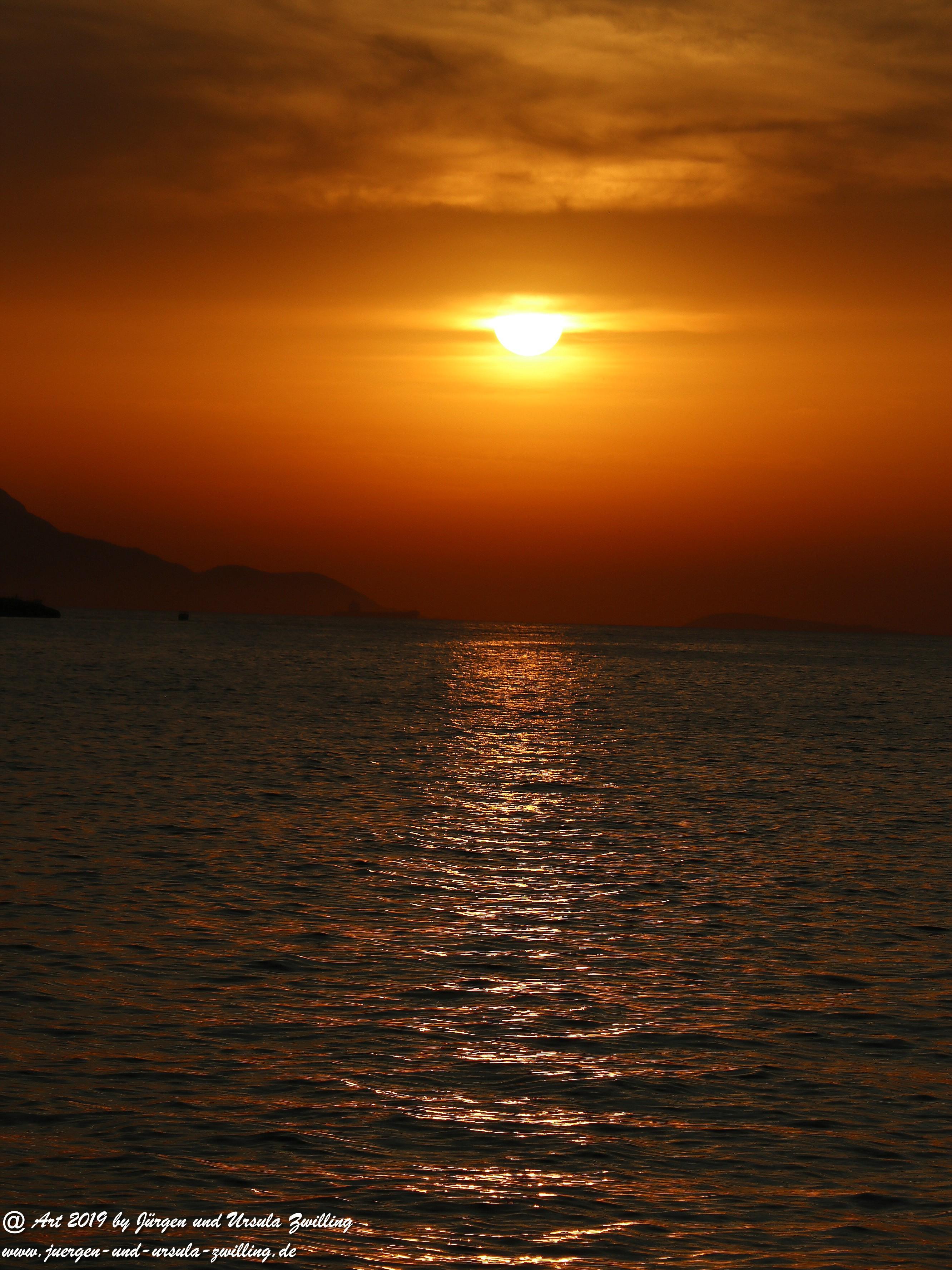 Capri - Sonne 2