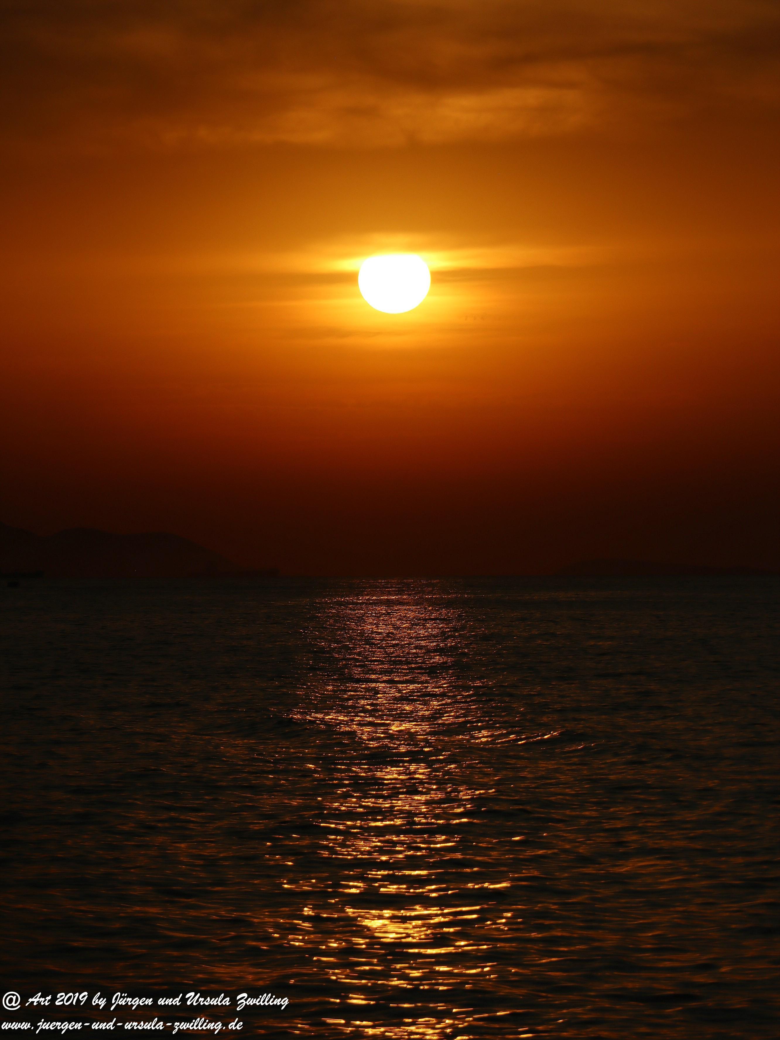 Capri - Sonne 3