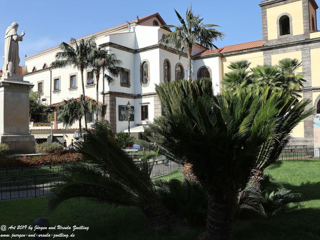 Sorrento in Kampanien -Amalfiküste - Italien