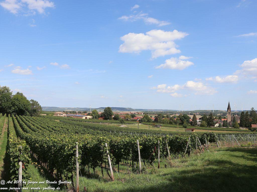 Philosophische Bildwanderung Küstenweg Rheinhessen - Rundweg Siefersheim