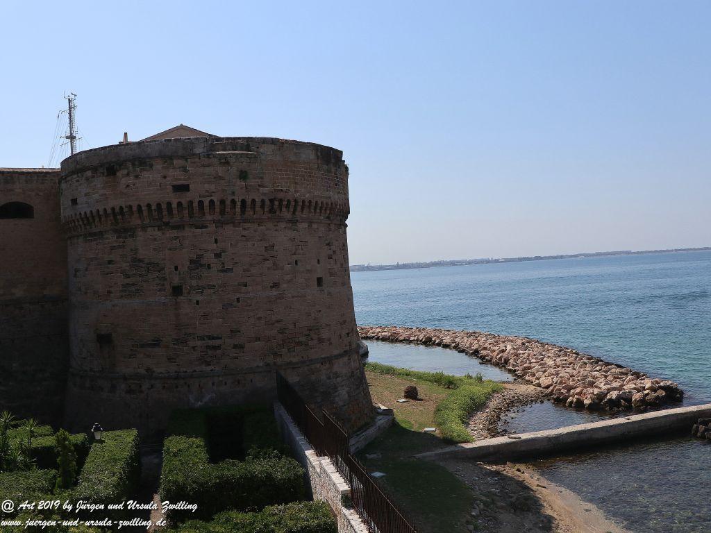 Taranto - Tarent - in Apulien - Italien