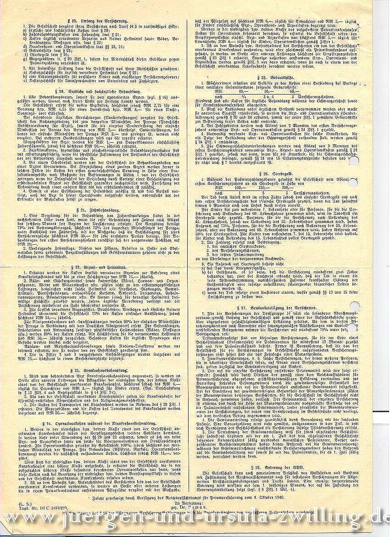 Deutsche Kranken-Versicherungs-A.-G. 01.01.1946