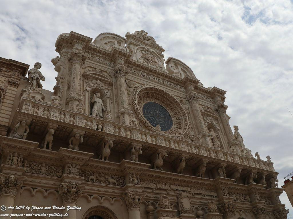 Lecce in Apulien - Italien