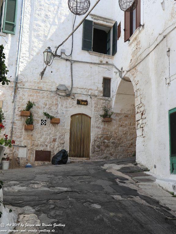 Ostuni in Apulien - Italien