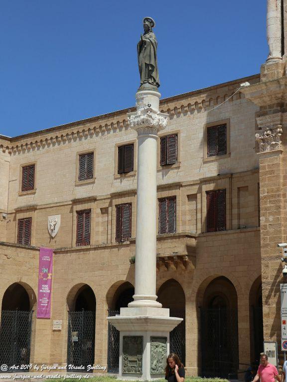 Brindisi in Apulien - Italien