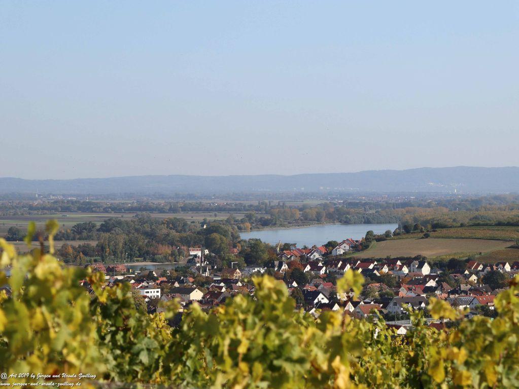 Philosophische Bildwanderung Von Nierstein zur Niersteinerwarte und zur Schwabsburg