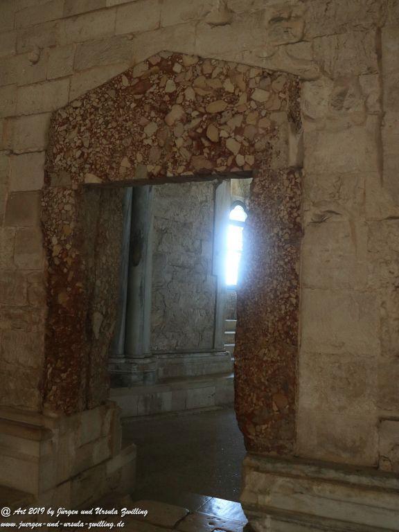 Castel del Monte  in Apulien - Italien