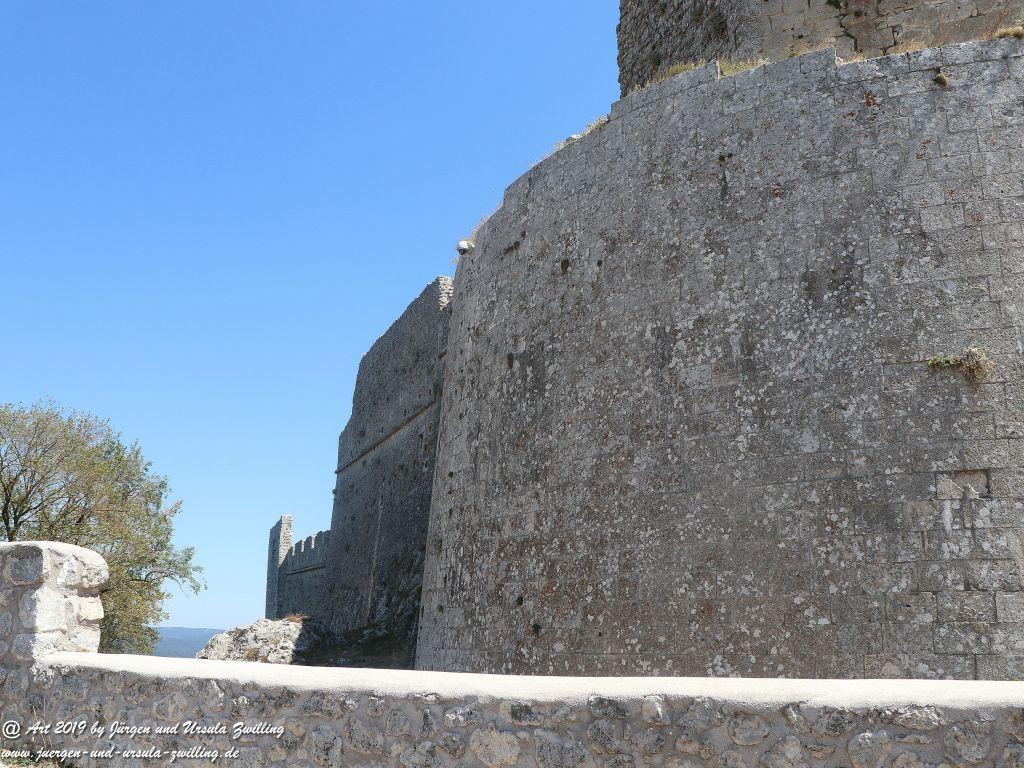 Monte Sant'Angelo  in Apulien - Italien